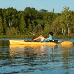 The Motorless Troll: Paddle Power