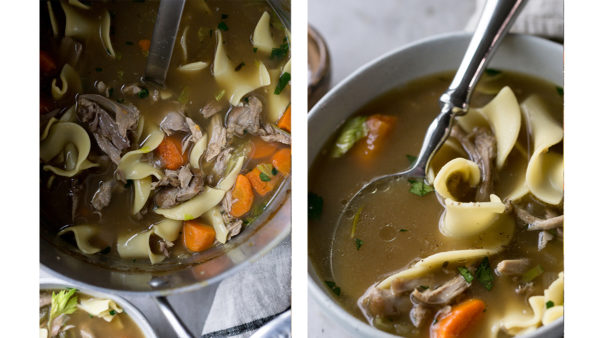 Chicken Noodle Soup, Squirrel, Rabbit, Small Game