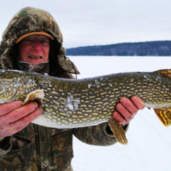 Ice Advice: Staying Warm During the Coldest Fishing Season