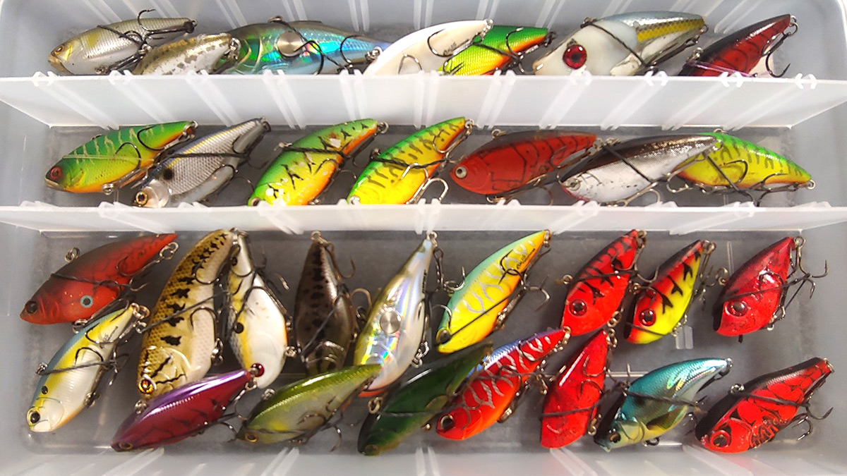 Bass-ic Instinct: Smart Tackle Storage Solutions for Cheap People ...