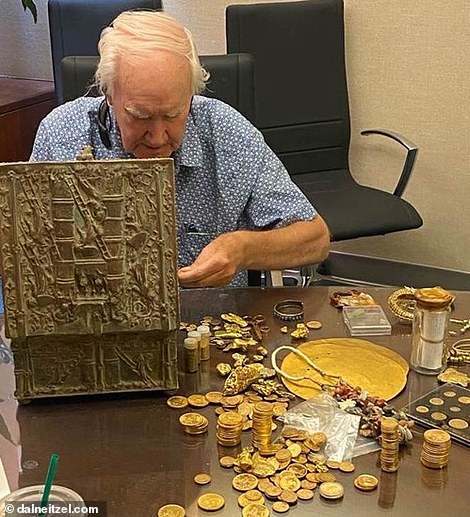 forrest fenn pictures of treasure