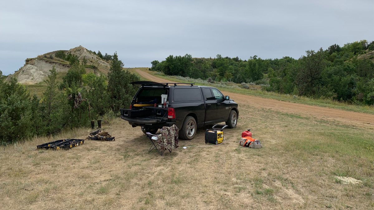 The Ultimate Truck Camping Setup Meateater Hunting