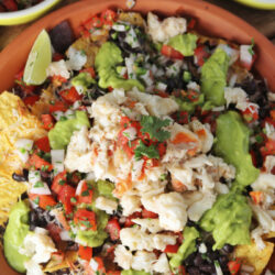 Grilled Lobster Nachos Recipe